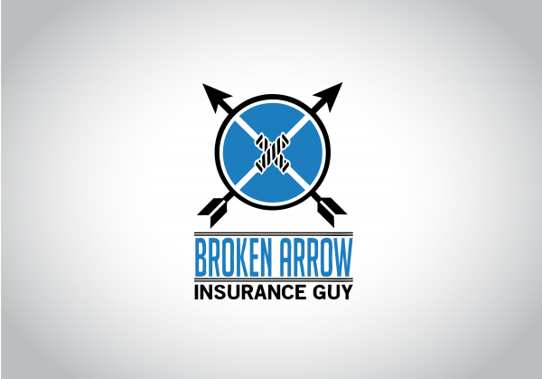 Insurance Company Logo Design – BA Insurance Guy