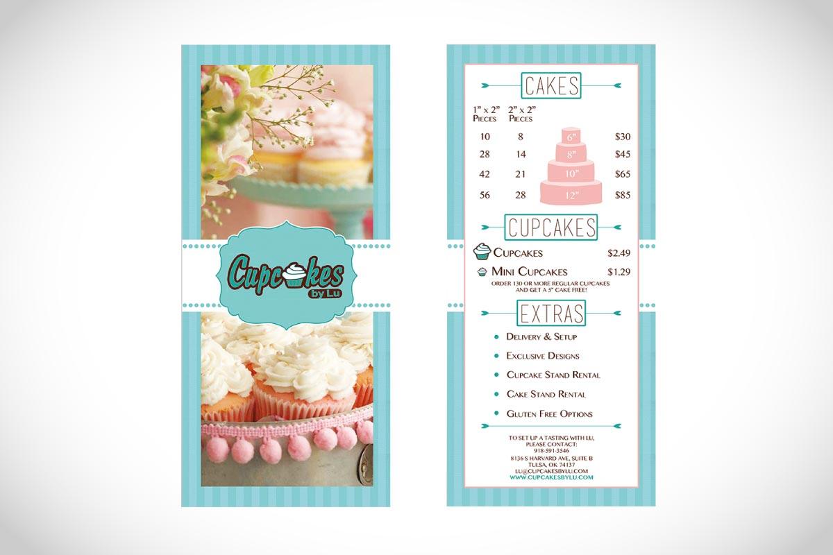 Cupcakes By Lu – To-Go Menu