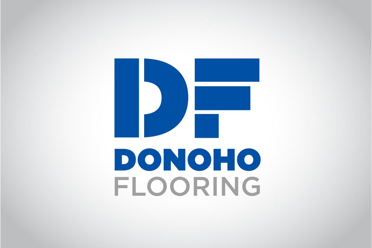 Logo Design and Business Cards – Donoho Flooring