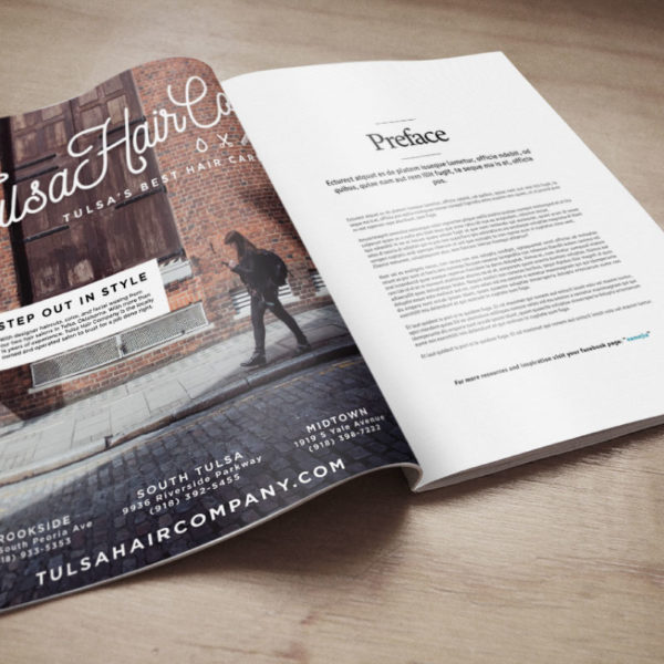 SHKN Design Co. - THC_MagAd