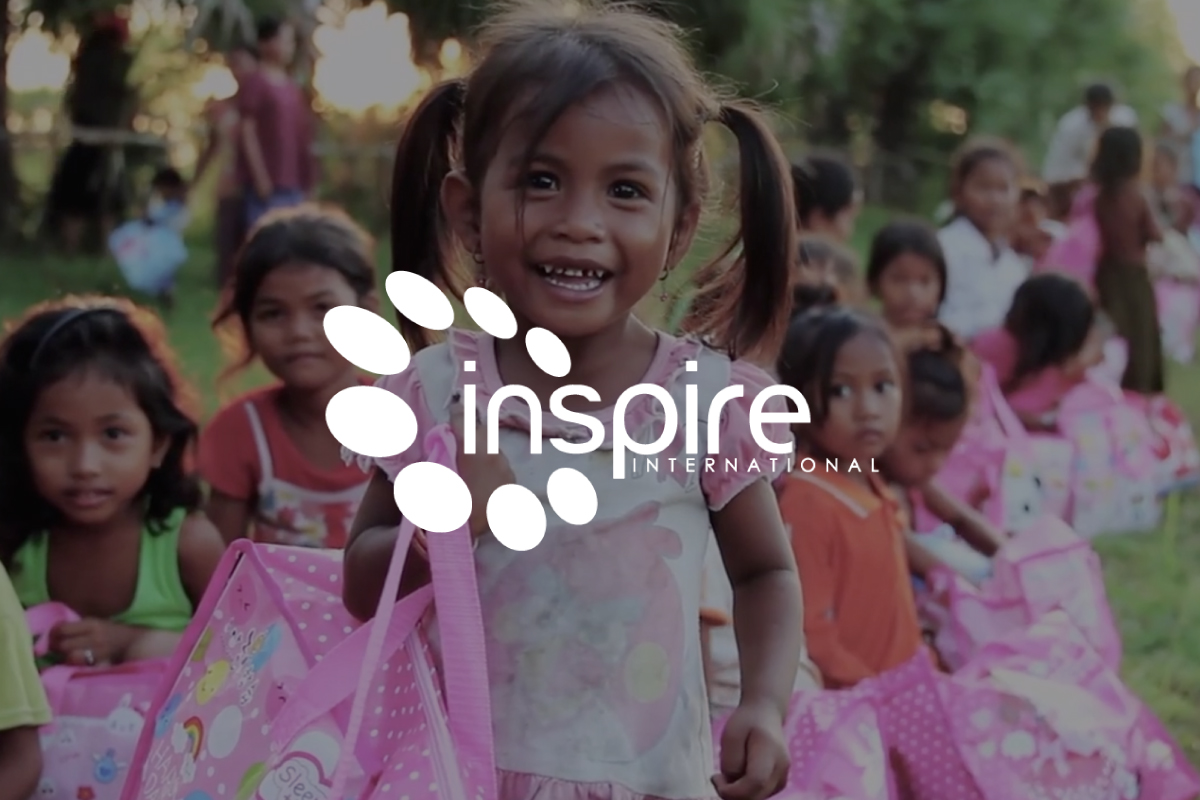 Inspire International – Web & Print